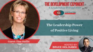 TDE003 - positive living with Tina Hallis