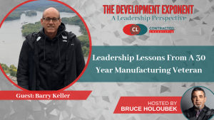 007 - Leadership Lessons From A 30 Year Manufacturing Veteran, with Barry Keller (1)