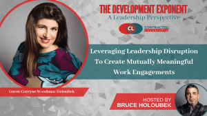 Leveraging Leadership Disruption To Create Mutually Meaningful Work Engagements (1)